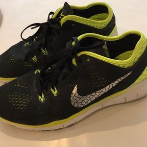 Nike free 5.0 training running shoes sneakers 6